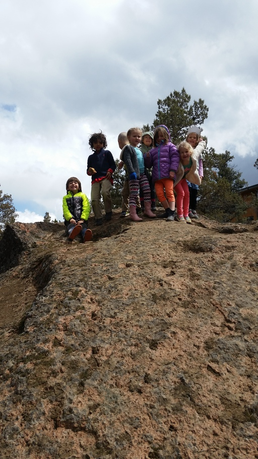 Exploration as Education: Playing in the Canyon in Pre-Kindergarten P.E.