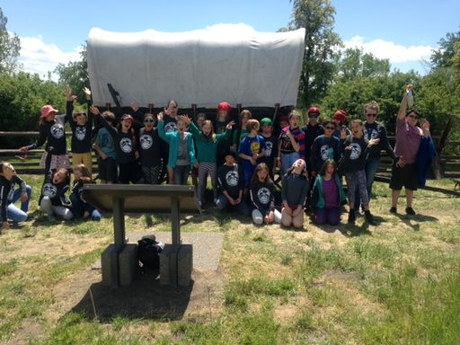 4/5 Spring Traveling School: Westward Expansion