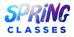 Spring After School Classes Now Available for Registration