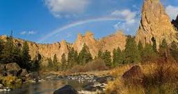 """Smith Rock State Park Adventure"" No School Day Program, 4/2"