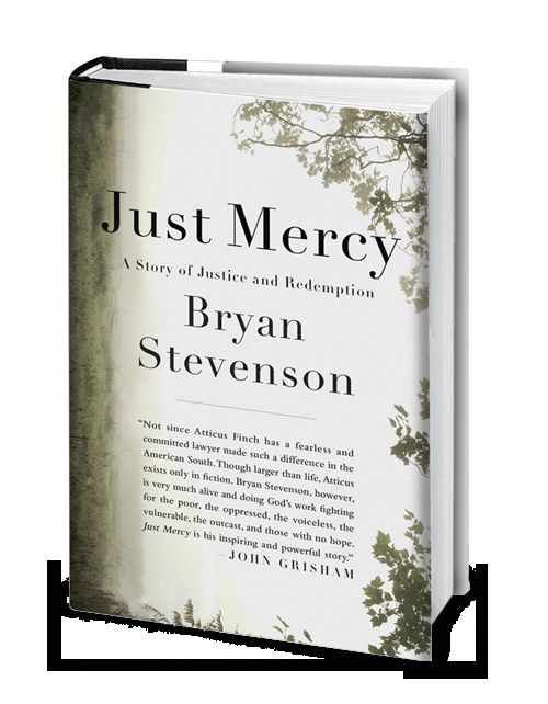 Education Series: Just Mercy Book Discussion, 4/23