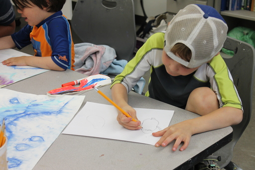 Camp CREATE Kicks Off with a Week of Arctic Animation!