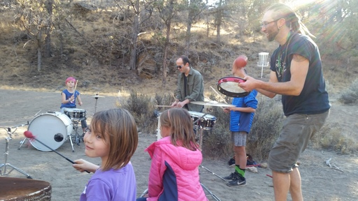 Canyon Drumming Experience