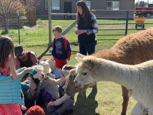 The Outdoor Classroom: On The Farm
